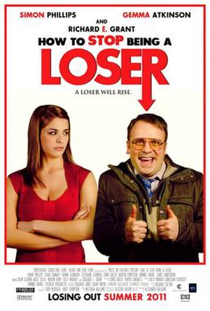 How to Stop Being a Loser - Movie poster