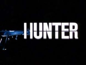 Hunter (1984 U.S. TV series) - Title card for first three seasons of the show.