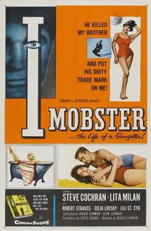 I Mobster - Image: I Mobster poster