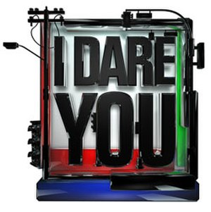 I Dare You (Philippine TV series) - I Dare You logo used in the first season.