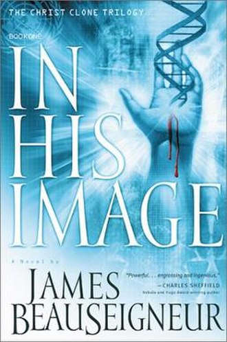In His Image (novel) - Cover of In His Image