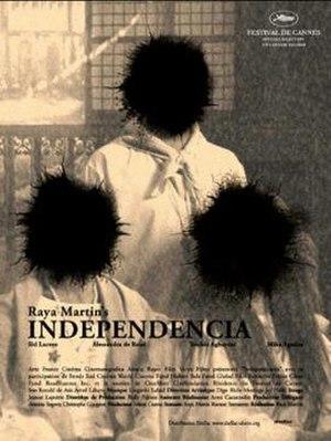 Independencia (film) - Film poster