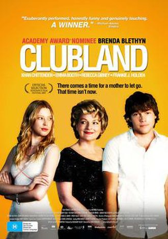 Clubland (2007 film) - Theatrical poster