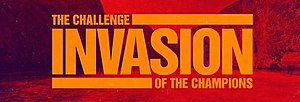 The Challenge: Invasion of the Champions - Image: Invasopen