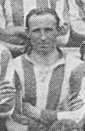 James Donnelly (footballer) - Donnelly while with Brentford in 1926.