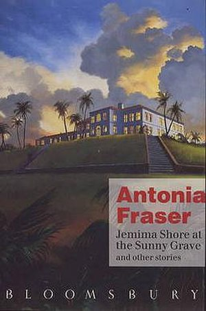 Jemima Shore at the Sunny Grave - First edition