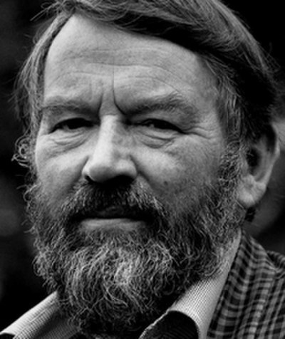 Picture of an author: John Fowles