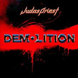 Demolition (Judas Priest album) - Image: Judaspriestdemolitio n