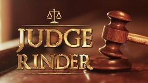Judge Rinder - Image: Judge rinder