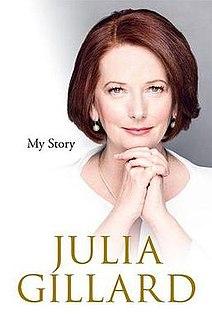 <i>My Story</i> (Gillard book)