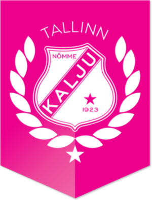 Nõmme Kalju FC - Image: Kaljucrest 2016