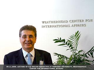 Macedonian diplomat