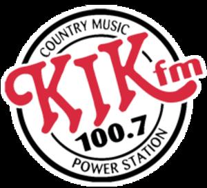 KIKV-FM - Image: Kik fm