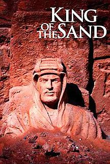 <i>King of the Sands</i> 2013 historical and biographical film directed by Najdat Anzour