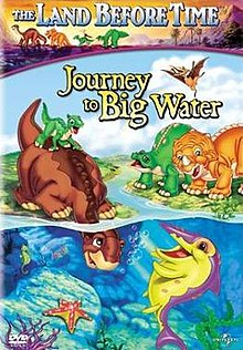 Filmovi sa prevodom - The Land Before Time IX: Journey to the Big Water (2002)