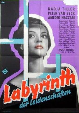 Labyrinth (1959 film) - Image: Labyrinth (1959 film)