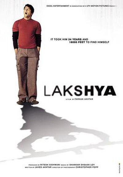 Picture of a movie: Lakshya