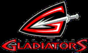Cleveland Gladiators - Las Vegas Gladiators logo