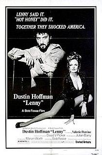 <i>Lenny</i> (film) 1974 film by Bob Fosse