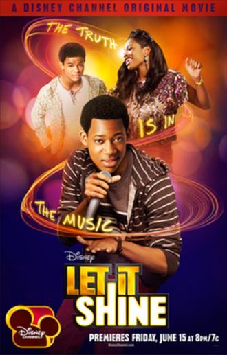 Let It Shine (film) - Official film poster