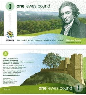 Lewes Pound - Image: Lewes Pound