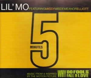 5 Minutes (Lil' Mo song) - Image: Lil' Mo Five Minutes