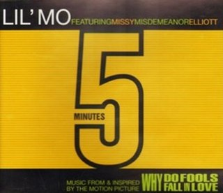 """5 Minutes (Lil Mo song) 1998 single by Lil Mo featuring Missy """"Misdemeanor"""" Elliott"""