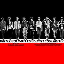 Limitless (NCT 127 EP) - Wikipedia