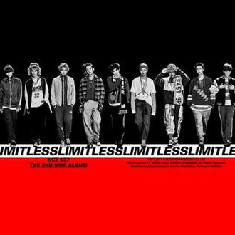 Limitless (NCT 127 EP) - Image: Limitless EP Poster