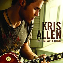 Live Like We're Dying Kris Allen cover.jpg