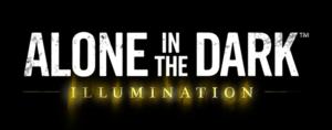Alone in the Dark: Illumination - Image: Logo for Alone in the Dark Illumination