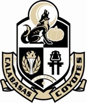 Calabasas High School - Image: Logo of Calabasas High School