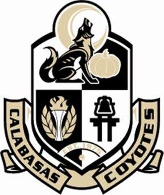Calabasas High School - Image: Logo of Calabasas High School