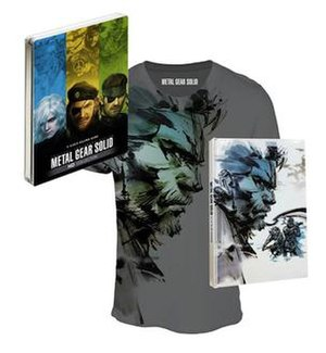Metal Gear Solid HD Collection - The Zavvi exclusive Limited Edition for the UK and Europe, before revealed as Ultimate HD Edition and Ultimate HD Collection.