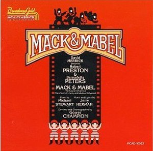 Mack and Mabel - Original Broadway Recording