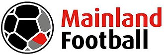 Mainland Premier League - Image: Mainland Football Logo