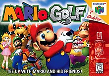 Mario Golf (video game) - Wikipedia