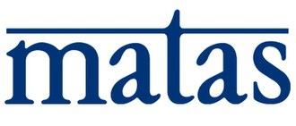 Matas (drug store) - Image: Matas logo