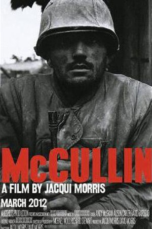 McCullin (film) - Cover of McCullin