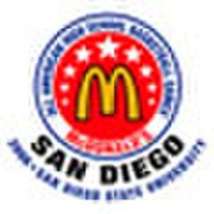 2006 McDonald's All-American Boys Game - Image: Mc Donald's 06