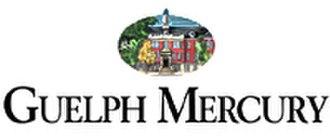 Guelph Mercury - Image: Mercurycartouche