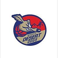 Mesquite Desert Dogs logo