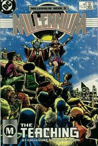 Millennium (comics) - Image: Millennium 5