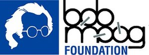 Bob Moog Foundation - Image: Moog foundation logo