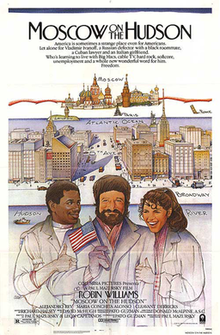 Moscow on the Hudson (1984) (Original Poster).PNG