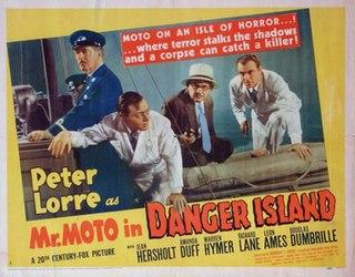 <i>Mr. Moto in Danger Island</i> 1939 film by Herbert I. Leeds