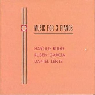 Music for 3 Pianos - Image: Music for 3 Pianos orig