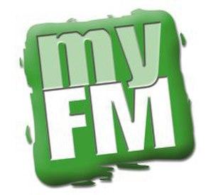 CHCD-FM - Image: Myfmstthomaslogo