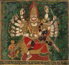 Abaya Hastha Swayambu Sri Lakshmi Narasimha Swamy Temple Agaram