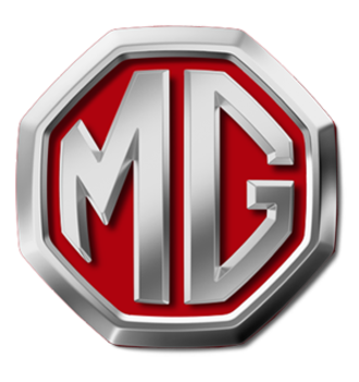 MG Cars - MG's logo since 2006